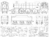 GWR 43XX 3 1/2'' DRAWINGS