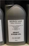 HEAVY STEAM OIL 500 ML