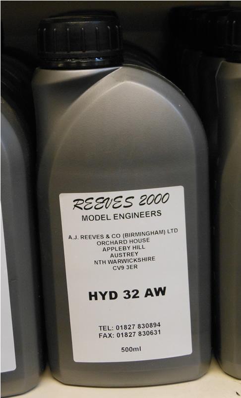 LIGHT LATHE OIL - LIQUIMATIC 4 500ML