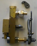 LUBRICATOR PUMP ASSEMBLY & ARM & PAUL