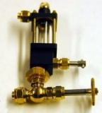 5'' GAUGE SINGLE SIGHT FEED LUBRICATOR